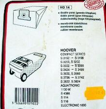 HO14 - 10 sacs aspirateur pour HOOVER