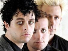 "Green Day  Photo Print 11x14"""