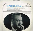 Tchaikovsky: Piano Concerto No.1; Weber: Konzertstück / Arrau - LP Seraphim