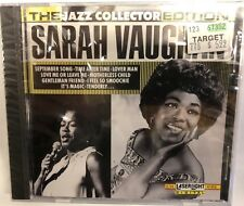 New Sealed CD Sarah Vaughan Jazz Collector Laserlight 15744 FREE Shipping