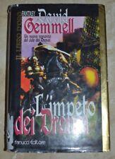DAVID GEMMELL - L'IMPETO DEI DRENAI - ED: FANUCCI - LIBRO D'ORO- ANNO: 1999 (LY)
