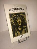 Les troubles de la personnalité par Gilles Delisle | Perspective gestaliste