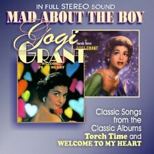 GOGI GRANT - MAD ABOUT THE BOY  CD NEW+