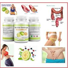 95% HCA Garcinia Cambogia Maximum-Diet Weight Loss Fat Burner 100% PURE - HS
