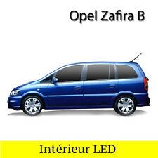 Kit éclairage intérieur blanc ampoule à LED pour Opel Zafira B