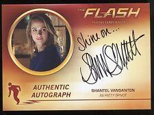 Cryptozoic Flash Season 2 Inscription Autograph - SHANTEL VANSANTEN as PATTY
