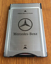 PCMCIA TO SD PC CARD ADAPTER Supoort SDHC for Mercedes-Benz S class