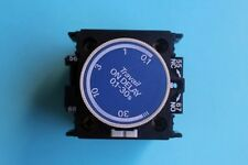 TIME DELAY BLOC-TELEMECANIQUE Relay Timer LA2 D22 A65 0,1 - 30 S 16102 #8838