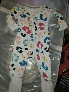 Bonds wondersuit 0-3 months animal print