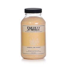Spazazz Spa Fragrance Crystals - 22oz Verbena Lime Coconut