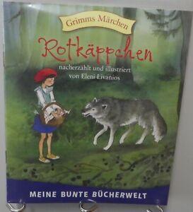 Rotkäppchen Märchen Grimm Kinder Buch Lesen Vorlesen Gutenacht Bilder ST157