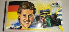 Formel 1 Fanartikel  M. Schumacher Karte