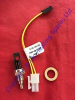 Ideal Icos HE30 & HE36 Boiler Dry Fire Thermister Thermistor Sensor Kit 174087