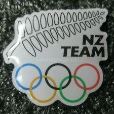 2020 Tokyo Olympic New Zealand Team Pin