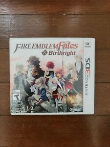 3DS - Fire Emblem Fates: Birthright - CIB Nintendo