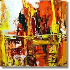 """Wandbild Gemälde """"Abstrakt """" Acrylmalerei Handmalerei Art. Nr. 820"""
