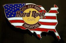 HRC HARD ROCK CAFE SINGAPORE 4th July 1999