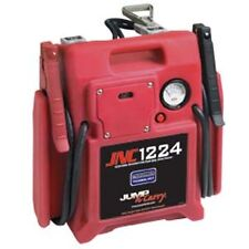 Jump N Carry Jnc1224 3400/1700 Peak Amp 12/24 Volt Jump Starter NEW!