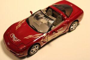 Franklin Mint 2002 Chevy Corvette Pace Car Limited Edtion...MIB