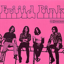 Frijid Pink by Frijid Pink (CD, Mar-1991, Repertoire) 2 Bonus songs