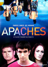 Les Apaches (DVD, 2014) Brand new & Sealed