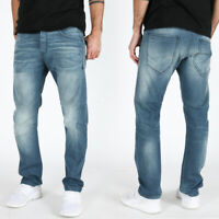 Jack & Jones Herren Regular Fit Stretch Jeans Hose  Nick Lab BL 421  W30 L32