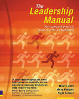 The Leadership Manual: your complete practical guide to effective-ExLibrary