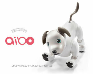2021 NEW Sony New AIBO ERS-1000 Entertainment Robot Dog Ivory White