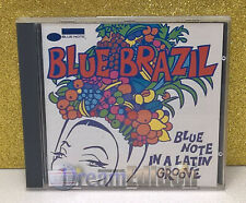 Blue Brazil: Blue Note In A Latin Groove [EMI] CD Comp' (1994) Latin Jazz [DEd]
