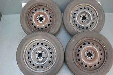 Fiat Panda 169 Rims 15 Inch Viking New Winter Wheels Set 175 65 r15 84T