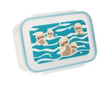 Baby Otter Toddler Bento Box Kiddie Pre School Lunch Snack