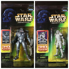 Star Wars Spacetrooper Darktrooper Expanded Universe Power of the Force MINT