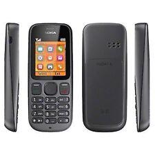Neuf Nokia 100 Gris Téléphone Mobile EE T-Mobile Virgin verrouillé coffret scellé