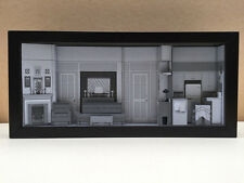 I Love Lucy set shadowbox diorama - Deluxe Edition
