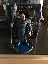 QMX - Stargate SG-1 statuette Animated Maquette Teal'c 23 cm