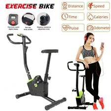 Indoor Exercise Bike Sports Bicycle Fitness Equipment Home Gym Workout with LCD