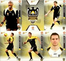 2007 Select A-LEAGUE Soccer - WELLINGTON PHOENIX Team Set of 16 cards