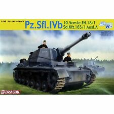 Dragon DRA6475 Pz. SFL. estadio 10.5 Cm le FH 18/1 Sd. KFZ. 165/1 Ausf un Kit de escala 1/35