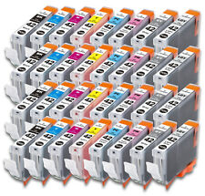 4 Sets Compatible Canon CLI-42 Ink Cartridges for Canon Pixma Pro-100 Pro-100s
