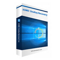 AOMEI OneKey Recovery V1.6.2 | Download | Genuine License Key | Instant Delivery