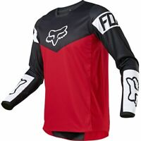 *FREE SHIPPING* FOX RACING 180 REVN FLAME RED JERSEY PICK YOUR SIZE