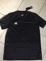 Adidas Shirt M Climacool Laufshirt Running Training Sport Run Jogging Schwarz