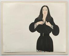 ALEX KATZ - MARIA II (1993) s/n 12-color aquatint etching