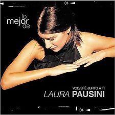 Lo  Mejor de Laura Pausini: Volveré Junto a Ti by Laura Pausini (CD, Oct-2001, W