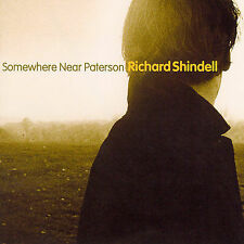 1 CENT CD Somewhere Near Paterson by Richard Shindell (CD, Feb-2000, Signature)