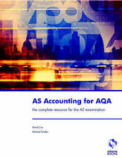 (66% OFF) AS Accounting for AQA by David Cox, Michael Fardon (Paperback, 2004)