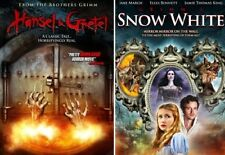 GRIMM TALES: HANSEL & GRETEL+SNOW WHITE - Jane March -NEW 2  BLU-RAY