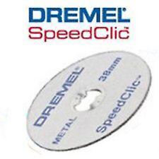 Dremel SC456 S456 EZ SpeedClic Metal Cutting Wheels Pack of 2 by tyzacktools
