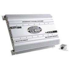 Lanzar VIBE432 Vibe 4000 Watt 4 Channel Mosfet Amplifier Car Audio Amp