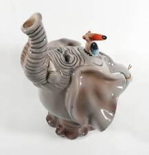 """Design Kaffeekanne Teekanne Kanne Elefant  """" Strange Zoo """" Jameson&Tailor 2.Wahl"""